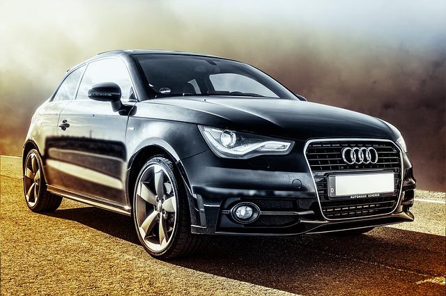 Sprawdzenie VIN w Audi