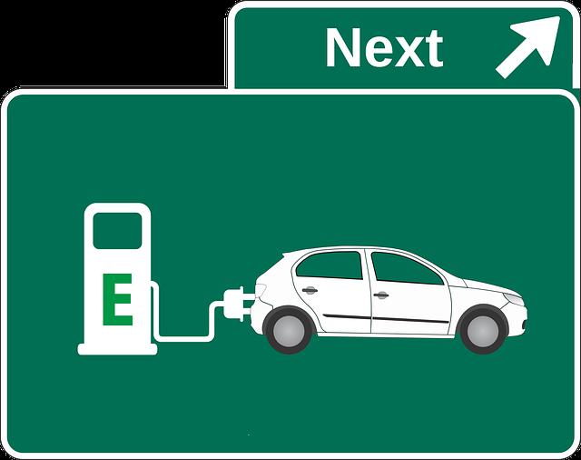 Silnik elektryczny do samochodu