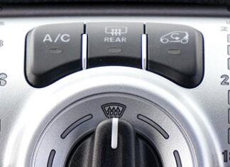 części do naprawy klimatyzacji w pojazdach